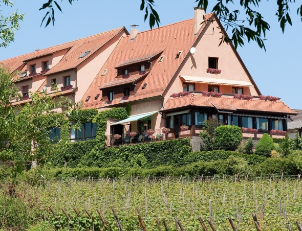 hôtel restaurant avec salle de réunions Zellenberg Colmar