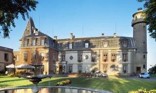 séminaire d'exception château d'isenbourg Rouffac proche Colmar