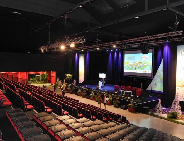 Centre des congrès Colmar expo salons expositions