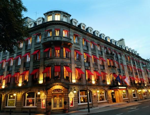Hôtel-Restaurant Le Parc Mulhouse