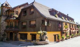 Séminaire Centre Alsace proche Colmar Auberge La Meunière Thannenkirch