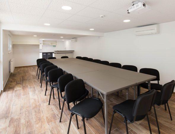 Salle de réunion vue 1