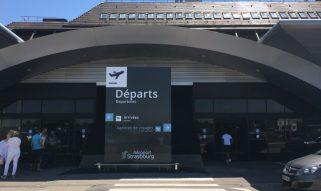 Aéroport-Strasbourg-Entrée