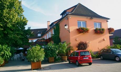 Séminaire plaine d'Alsace Aux Deux Clefs Bisheim