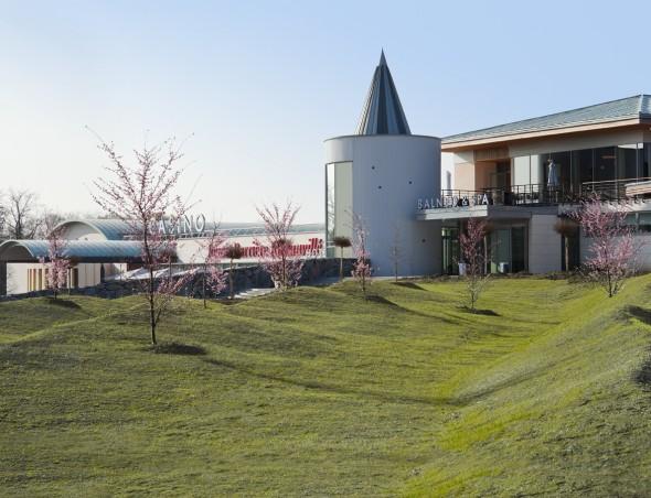 Réunion travail séminaire Casino Resort BArrière Ribeauvillé