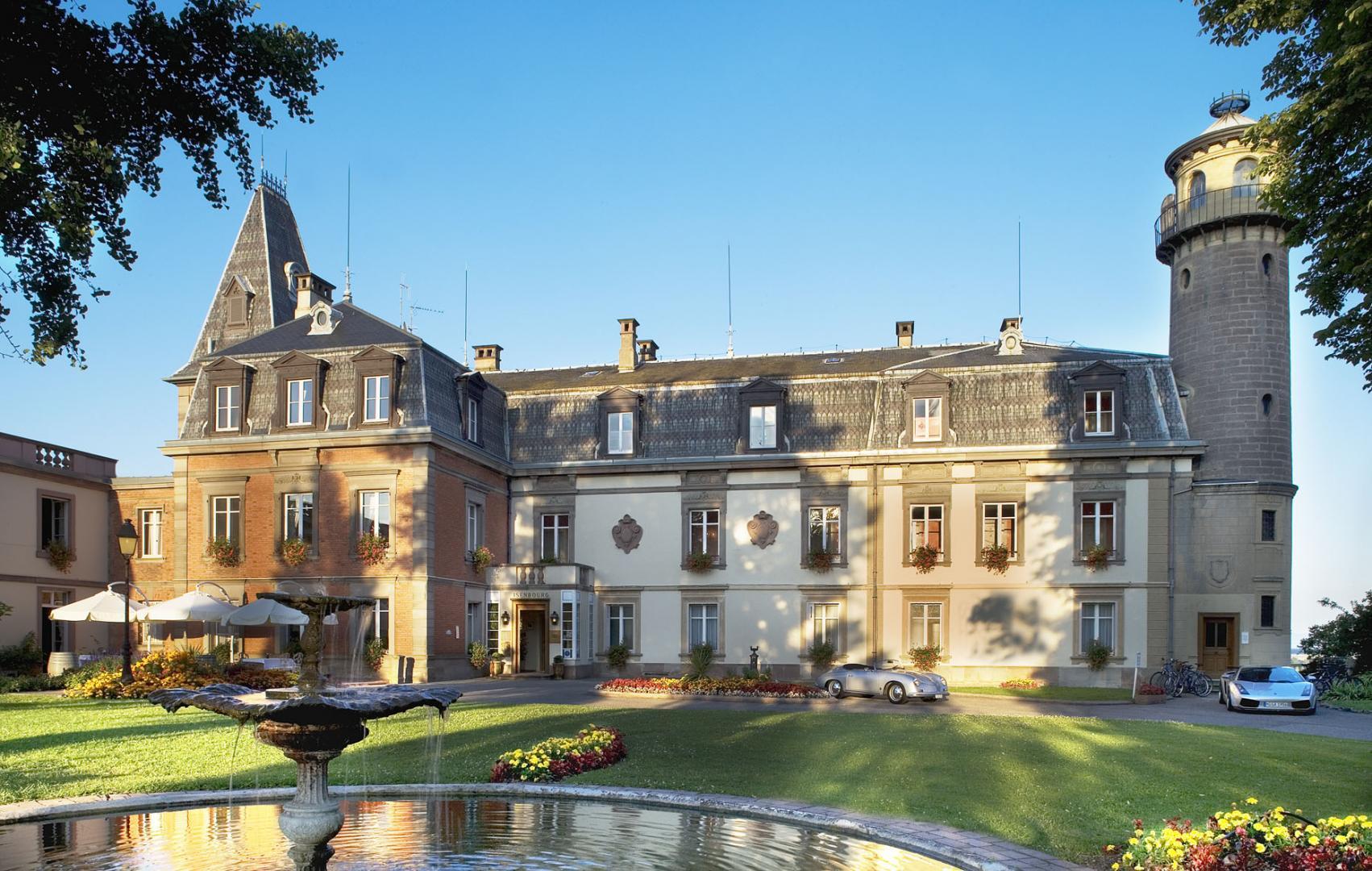 S minaire d 39 exception au coeur du vignoble alsacien for Piscine rouffach