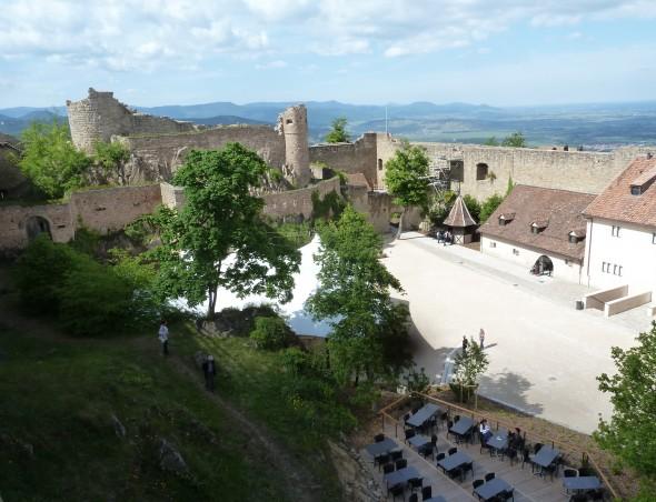 Château Holhandsbourg