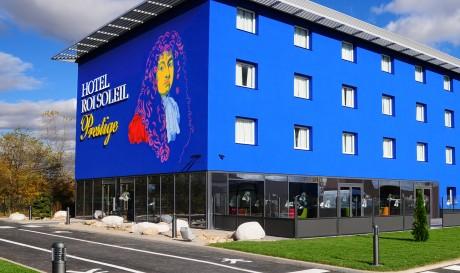 Réunion zone activités Colmar Hôtel Roi Soleil Prestige