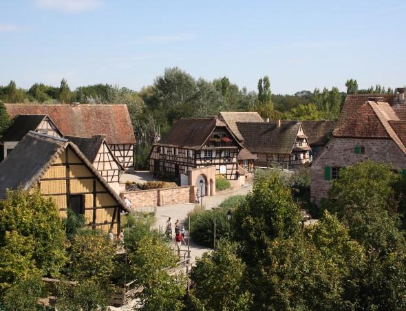 Ecomusee Alsace proche Mulhouse Colmar séminaires événements